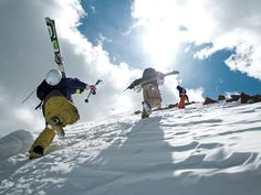 National Geographic named Taos Ski Valley one of the top 25 ski towns in the WORLD!