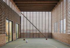 Firestation Berendrecht / Bovenbouw