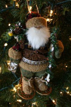 vinheta design: Papai Noel está na casa!