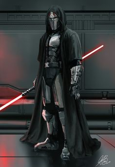 Sith Lord Commission by Entar0178.deviantart.com on @DeviantArt
