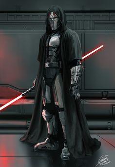 Sith Lord Commission by Entar0178.deviantart.com on @DeviantArt