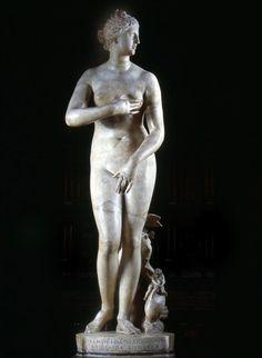 Венера Медичи главная жемчужина Галереи Уффици во Флоренции