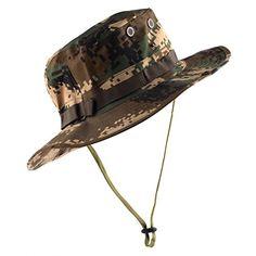 Military Camouflage Bucket Hats Jungle Camo Fisherman Hat (Brown) 30th floor http://www.amazon.com/dp/B01C56DY0E/ref=cm_sw_r_pi_dp_ABI9wb0A0M6FS