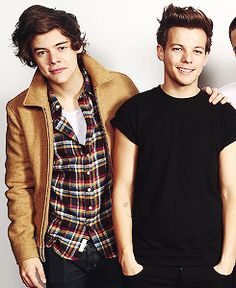 Harry and Louis, you are gorgeous