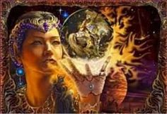 Mirror Scrying, Cloud Scrying, Fire Scrying & Other Ancient Forms of Divination