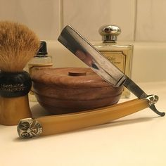 F.W. Engels F.W.E. Special — Gentleman's Blade :: Vancouver Straight Razors