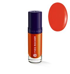 Yves Rocher Botanical Color Nail Polish - Cosmic Orange - http://47beauty.com/nails/index.php/2017/04/28/yves-rocher-botanical-color-nail-polish-cosmic-orange/ Yves Rocher Botanical Color Nail Polish – Cosmic Orange  Looking for shiny and vibrant colors? Discover our new 50 Nail Polish shades! Nature is a nail artist, revealing and magnifying its most beautiful creations.Bright, vibrant colors and intense shine, varied in the infinite richness of the botanical world to