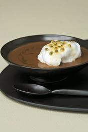 Recette soupe chocolat passion