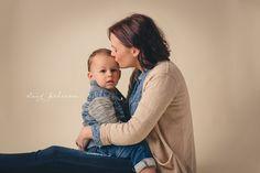 Mom and Child pose