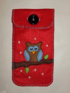 Owl Pencil case - By Tamara Harris