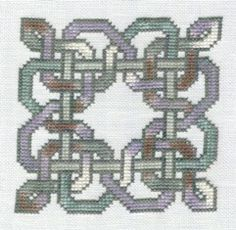 lots and lots of Celtic knots