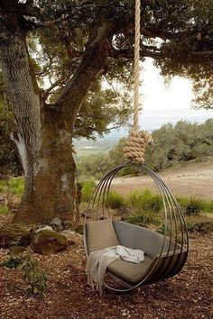 Outdoor Swing Sets For Adults Landscape Mediterranean With Hanging Chair Natural., Sets landscaping Outdoor Swing Sets For Adults Landscape Mediterranean With Hanging Chair Natural. Outdoor Spaces, Outdoor Living, Outdoor Decor, Outdoor Swings, Indoor Swing, Outdoor Swing Chair, Outdoor Daybed, Outdoor Chairs, Indoor Outdoor