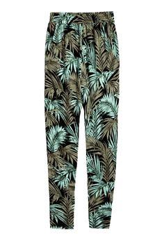 Pantaloni in jersey fantasia | H&M
