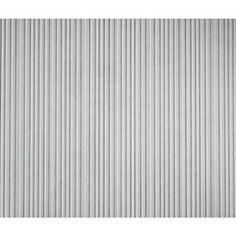 York Wallcoverings PT9412 Varied Stripe Paintable Wallpaper, White