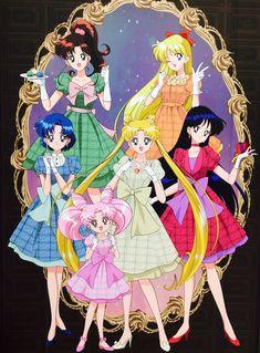 I don't know about you but I love mars Sailor Moon Y Darien, Arte Sailor Moon, Sailor Chibi Moon, Sailor Pluto, Sailor Jupiter, Sailor Mars, Cristal Sailor Moon, Sailor Moon Crystal, Moon Princess