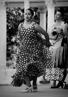 Flamenco Dancer at Balboa Park