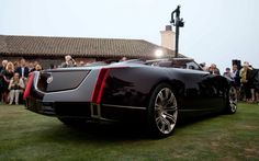 ❦ Cadillac-Ciel-Concept-reveal-rear-passenger-side Photo