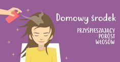 Jak przyśpieszyć wzrost włosów - przepis na DOMOWY ŚRODEK przyśpieszający porost włosów - DomPelenPomyslow.pl