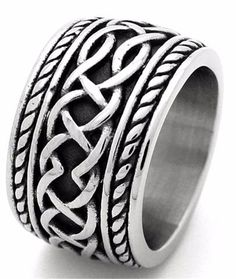 Irish Knot Ring - Rebel Style Shop - 1