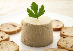 Pudin de queso azul - MisThermorecetas.com