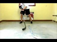 Simple Stickhandling Drills