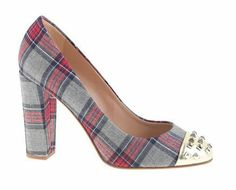 Can You Mix Plaid and Studs?