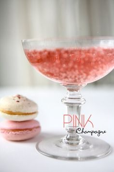Pink Campers, Macaroon and the essential....time to turn your phone off!.....x