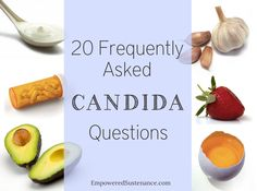Candida expert Dr. Eric Bakker answers 20 Common Candida Yeast Overgrowth questions.