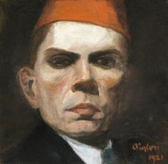 1921 Attila Sassy (Hungarian, 1880~1967)