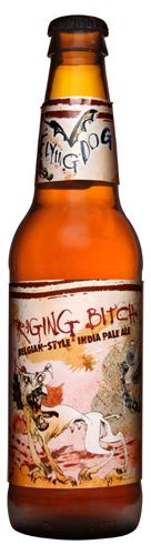 Flying Dog Raging Bitch  Flying Dog Brewery  ★★★★  Belgian-style IPA, 8.3%