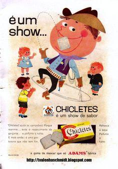 CHICLETES ADAMS