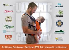 Ultimate Dad Giveaway! Helping Dads explore the world with their families.