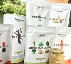 Foodspring Test – Erfahrungen mit Protein und Superfoods   Sports Insider Magazin