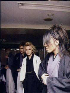 Reita. Uruha. Ruki. Aoi. The GazettE.