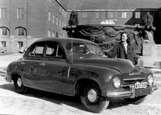manufactured from 1952 to 1956 as a passenger car or light utility car in many modifications. In total, vehicles were produced. Retro Cars, Vintage Cars, Antique Cars, Vintage Auto, Automobile, Seat Cupra, Vw Group, Car Ins, Storyboard