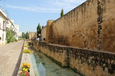 Spain, Cordoba, City walls