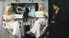 TV appearance with The Style Duo 4/22/16
