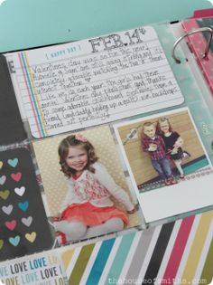 How I Make Scrapbooking Work for Me + Project Life Special on HSN