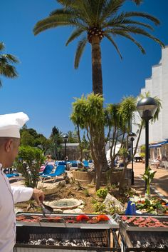 Bar La Choza #h10playasdemallorca #playasdemallorca #h10 #h10hotels