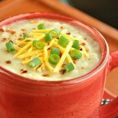 Soups: Paula Deen's Potato Soup Crock Pot | KeepRecipes: Your Universal Recipe Box