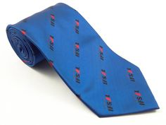 IFSAL Logo Necktie. Quality : Micro Fiber  Design Copy Rights Reserved. Sold By : Toss Marketing Pvt. Ltd.