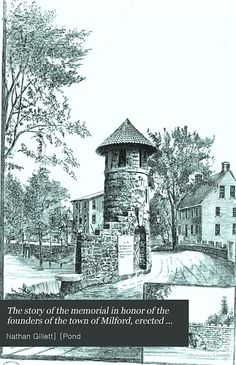 Founders bridge in Milford, CT.  The founder of my family line has a stone w/ his name inscribed in it here.