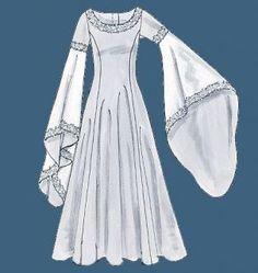 156791327_arwen-long-flowing-sleeves-lord-of-the-rings-dress-sz-6-.jpg (303×320)