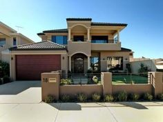 Photo of a pavers house exterior from real Australian home - House Facade photo 210154