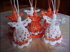 . Ouvrages-au-crochet-suite2 anges-orange-blanc-crochet-decor-fete