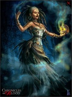 voodoo priestess outfit - Google Search