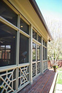 Screen Porch & Detached Garage Addition