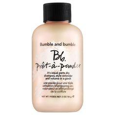 #Sephora Hot Now Vol. 5: Bumble and bumble Prêt-à-Powder #hair #dryshampoo