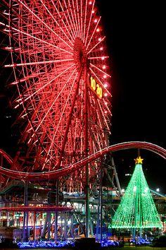 Christmas in Yokohama, Kanagawa, Japan