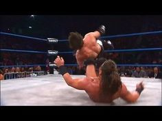 TNA Impact! Wrestling: Episode 8.29: James Storm Vs. AJ Styles -- Hulk Hogan made the match last week between James Storm and AJ Styles and we see the two men in action this week in a heated contest. -- http://wtch.it/htDt8